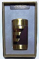 Подарочная зажигалка JOBON. Пламя: турбо PZ3097