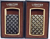 Подарочная зажигалка LIGHTER. Пламя: турбо PZ44167
