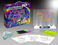 3D Доска Для Рисования MAGIC DRAWING BOARD Сказочный Патруль