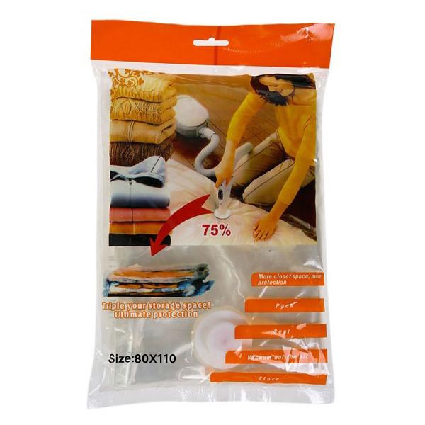 Вакуумный Пакет Для Хранения Одежды 80 х 110, фото 1