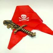 Карнавальный Набор Пирата Прикол для Тематической Вечеринки