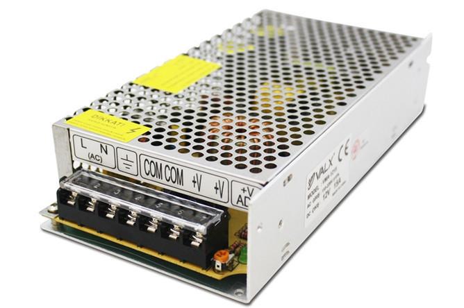 Металлический Адаптер Блок Питания 12 V 10 A, фото 1