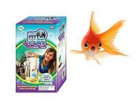 Самоочищающийся Аквариум My Fun Fish Cleaning Tank