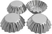 Набор 4 формы Empire для тарталеток (корзинки) 60х20мм ( 10627 )