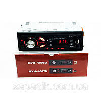 Автомагнитола MP3 MVH 4007 U ISO Магнитола