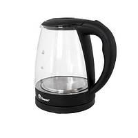 Электрический Чайник Domotec MS 8210 Электрочайник Стеклянный