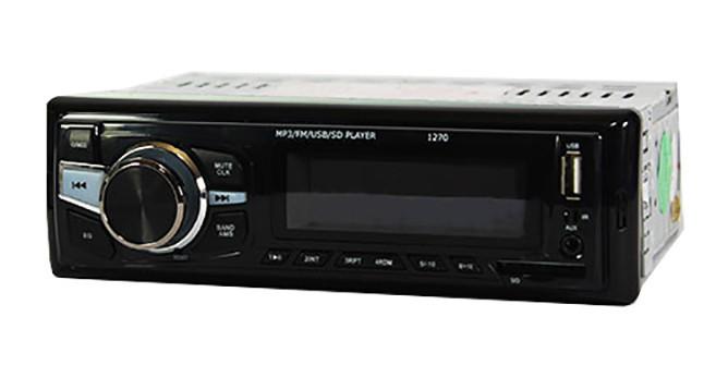 Автомагнитола МР3 1270 USB Магнитола