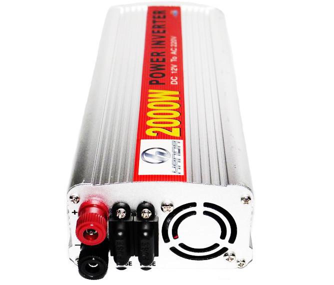 Преобразователь AC DC HAD 2000W Инвертор, фото 1