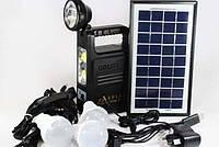 Система Освещения GD 8033 Solar Board, фото 1