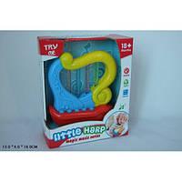 Музыкальная игрушка ночник для малышей Арфа 65153