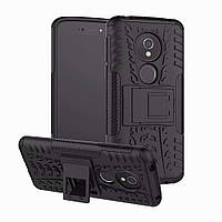Чехол Armor Case для Motorola Moto E5 / G6 Play Черный