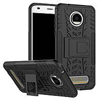 Чехол Armor Case для Motorola Moto Z2 Play XT1710 Черный