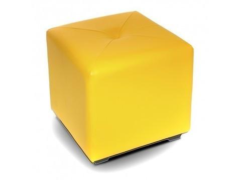Пуф квадратный Чико 40х40х42см.,пуфик,пуфики,пуф кожзам,пуф экокожа,банкетка,банкетки,пуф куб,пуф фо