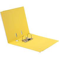 Папка-регистратор Axent Prestige+ 1721-A, A4, с двусторонним покрытием, корешок 5 см Желтый