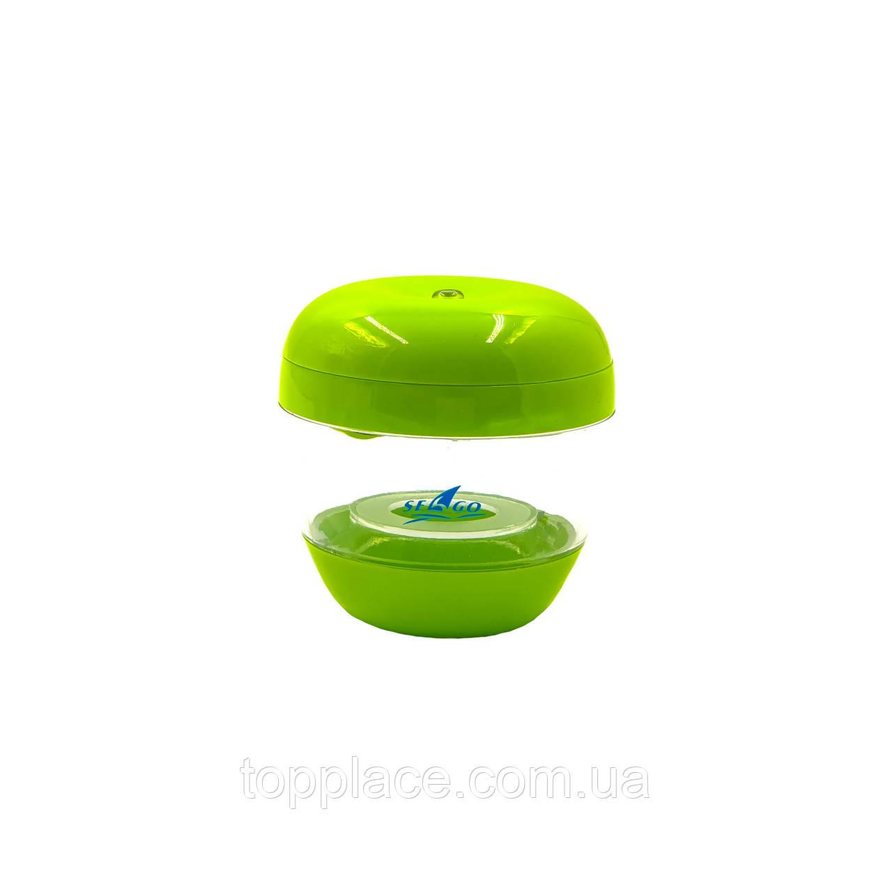 Ультрафиолетовый портативный стерилизатор сосок и пустышек Seago SG113, Green (K1010050253)