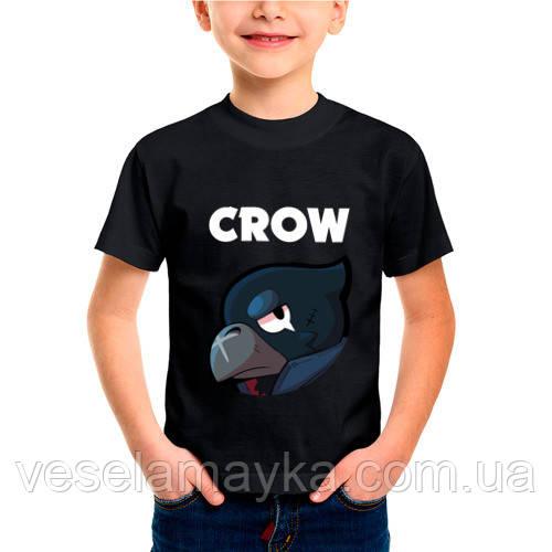 Детская футболка BS Crow (Ворон)