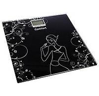 Напольные электронные весы Bathroom scale до 150 кг, фото 1