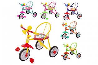 Детский трехколесный велосипед Малятко Т-316, гномик