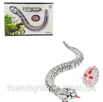 """Змея """"Rattle snake"""" на и/к управлении LY-9909C (серая)"""