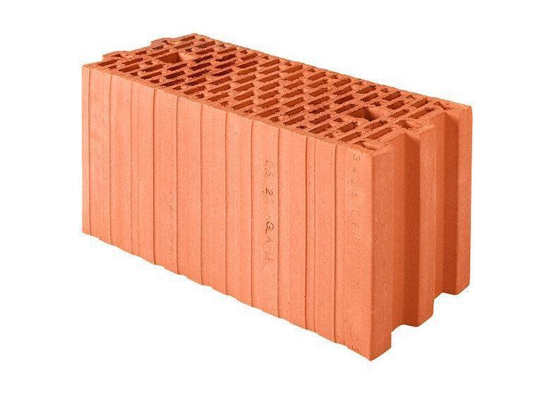 Porotherm (Поротерм) 18,8 P+W керамический блок