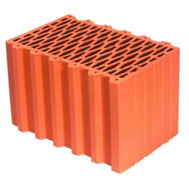 Porotherm (Поротерм) 38 P+W керамичекский блок