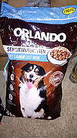 ORLANDO корм для собак баранина и рис Sensitive 10 кг