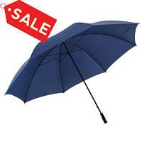 Зонт большой тип golf Concierge темно-синий ф180 см