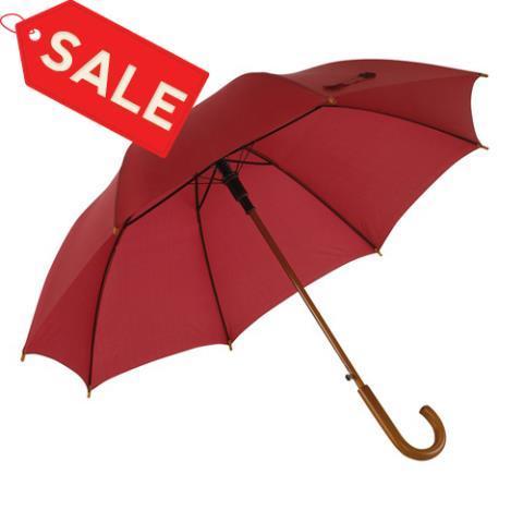 Зонт трость автомат Tango бордо ф103 см