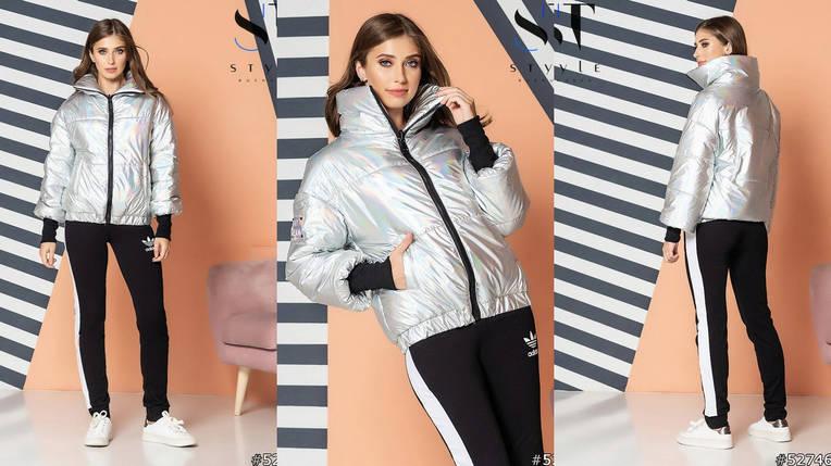 Очаровательная куртка на манжетах, фото 2