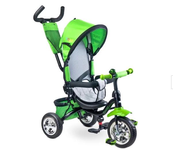 Детский трехколесный  велосипед TOYZ TIMMY - CARETERO