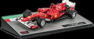Модель коллекционная Formula 1 (Формула 1) Centauria (1:43) №18 - Ferrari F10 Фелипе Масса (2010)