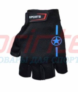 Перчатки для велосипедистов JZ-4201