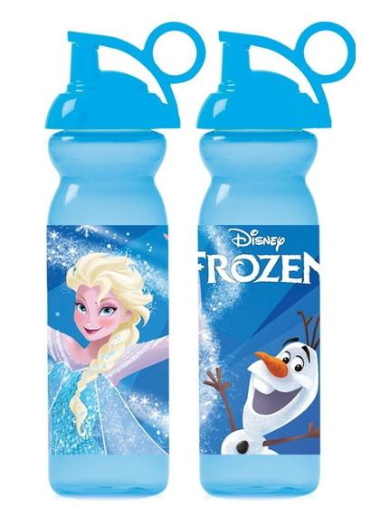 Бутылка для воды HEREVIN Disney Frozen 2 0.5 л Голубой (161414-072)