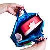 Органайзер для сумки ORGANIZE украинский аналог Bag in Bag (голубой), фото 5