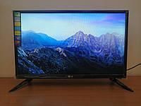 """LED плазма телевизор LG 24"""" (FullHD/DVB-T2/SmartTV/WiFi)+ Пульт дистанционного управления"""