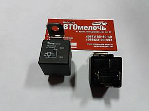Реле электрическое 4-х контактное 12V 40A пр-во WTE Турция