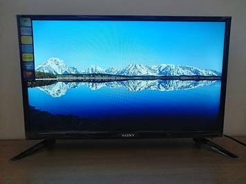 "LED телевізор Sony 24"" (FullHD/DVB-T2/SmartTV/WiFi)+ Пульт Д,У"