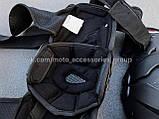 Шарнирные мото наколенники Pro-Biker, фото 5