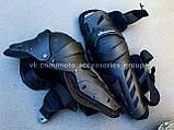 Шарнирные мото наколенники Pro-Biker, фото 4