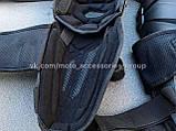 Шарнирные мото наколенники Pro-Biker, фото 7