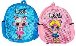 Рюкзак детский мягкий LoL