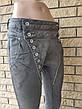 Джинсы женские стрейчевые модные MONDAY, Турция, фото 5