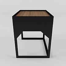 Дизайнерская тумба прикроватная Bevel TM Esense, фото 3