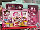 Набор Кукла LOL ЛОЛ 2310 Модная Выставка, фигурки, аксессуары, аналог, 79 крупных деталей, фото 3