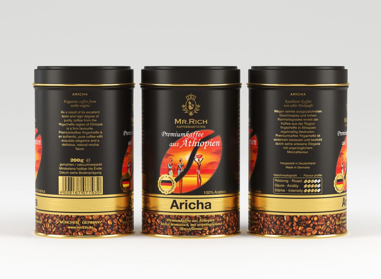 Mr.Rich Aricha 200 р. мелений