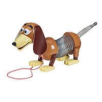 Игрушка Собака Спиралька История Игрушек Disney Pixar Slinky Toy Story 4 Mattel