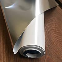 Пленка двухсторонняя металлизированная и бело-перламутровая для упаковки 700мм х 25м, толщина 30 мкм