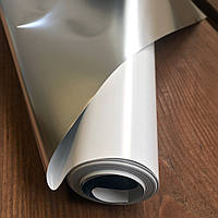 Плівка металізована біло-перламутрова для упаковки квітів і подарунків в листах 700 х 700 мм , 50 штук