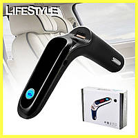FM трансмитер Car G6 Bluetooth - мини магнитола