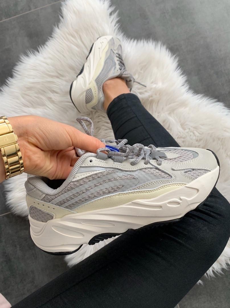 "Кросівки Adidas Yeezy Boost 700 V2 ""Static"" - Унісекс"